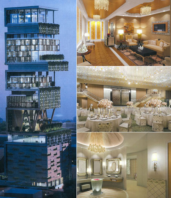 From Mukesh Ambani 39 S Antila To Srk 39 S Mannat 8 Most