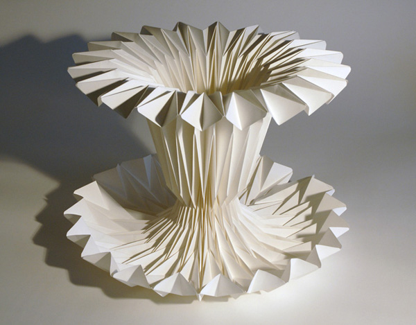 Http Dzinetrip Com Sculptural Works Made With Paper By
