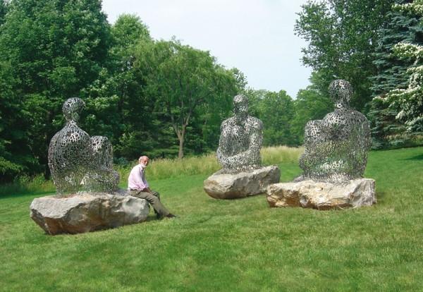 Http Dzinetrip Com Human Sculptures By Artist Jaume