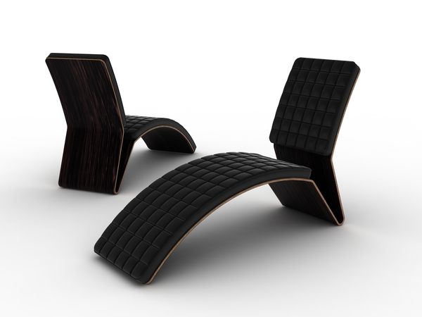 Contemporary Lounge Chair Design by Michal Bonikowski - DZine Trip