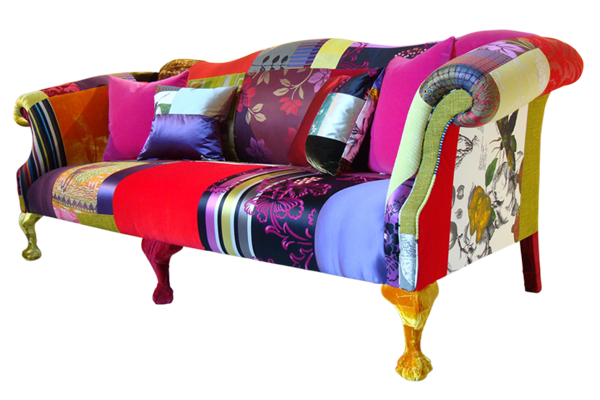 Colorful 70u0027s Style Colonial Furniture By Squint Limited