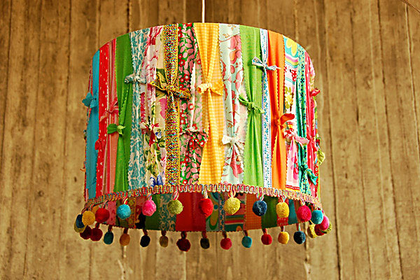 Hand Made Paper Products : Lamp Shade