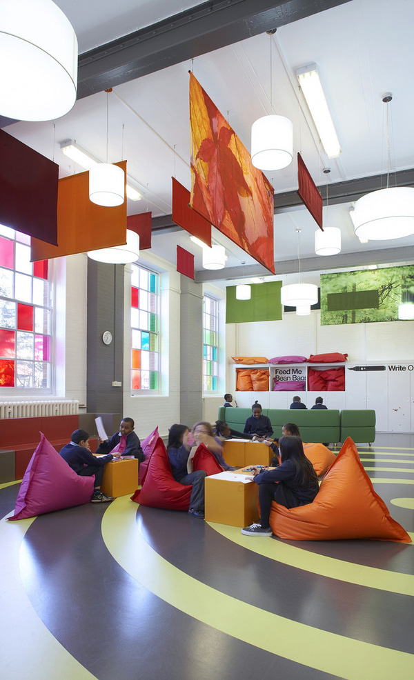 School Interior Design