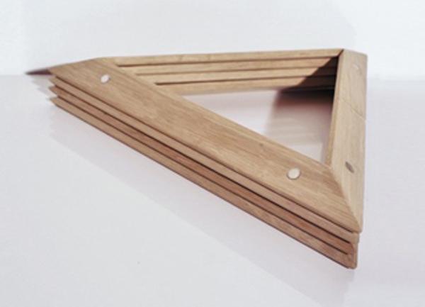 MINIMALIST WOODEN LAMP  MINIMALIST WOODEN LAMP  wooden lamp frame by herr mandel 03