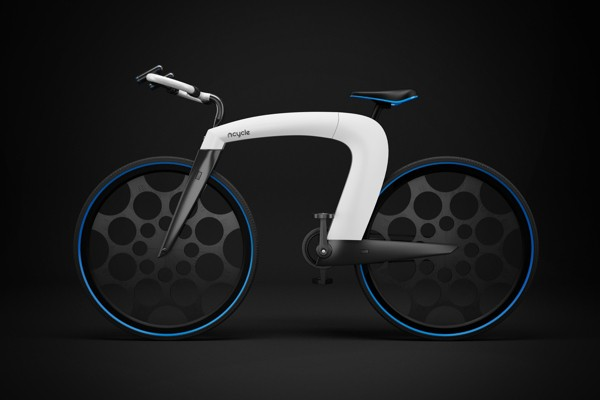 futuristic bike design
