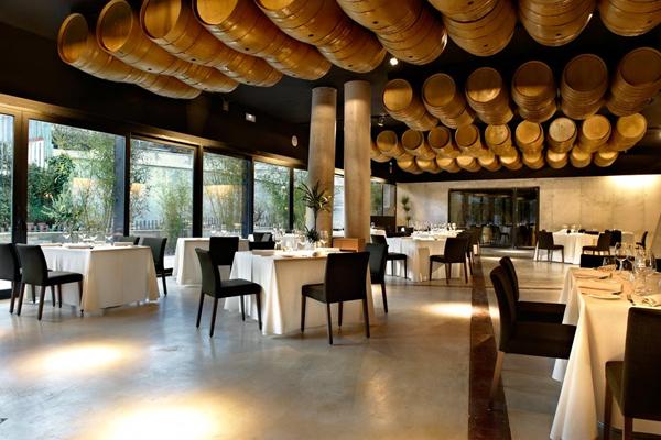 Hotel designed with concrete cubes dzine trip for Hotel viura