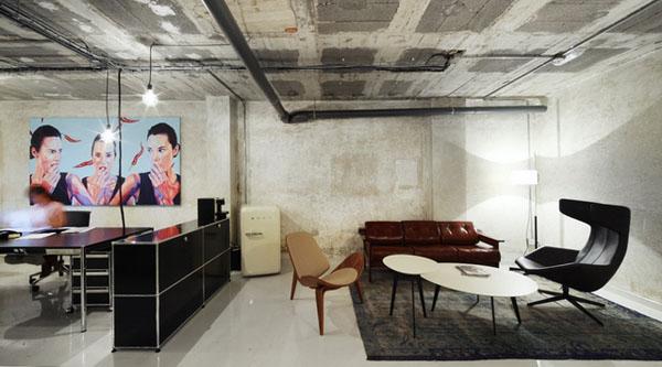 Interesting Warehouse Office Design Ideas