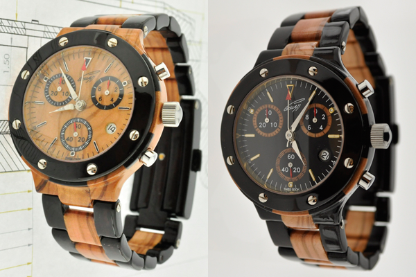 couple women handmade men wooden product quartz watches sapphire vintage wristwatches hstyle glass