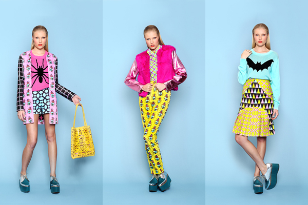 Candy Coated Voodoo By Designer Hayley Elsaerrer Dzine Trip
