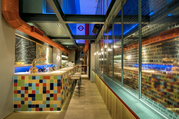 Re Cafe And Bar By Minas Kosmidis 03