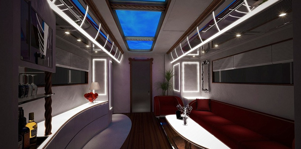 Luxury Camper At Us 3 Million Elemment Palazzo By Marchi