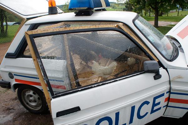 benedetto-bufalino-transforms-a-1970-police-car-into-a-chicken-coop-06
