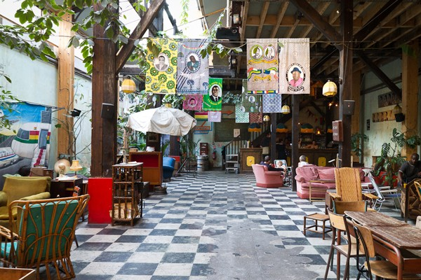 Museum in paris dedicated to the ghetto culture dzine trip dzine trip - Le comptoir general paris ...