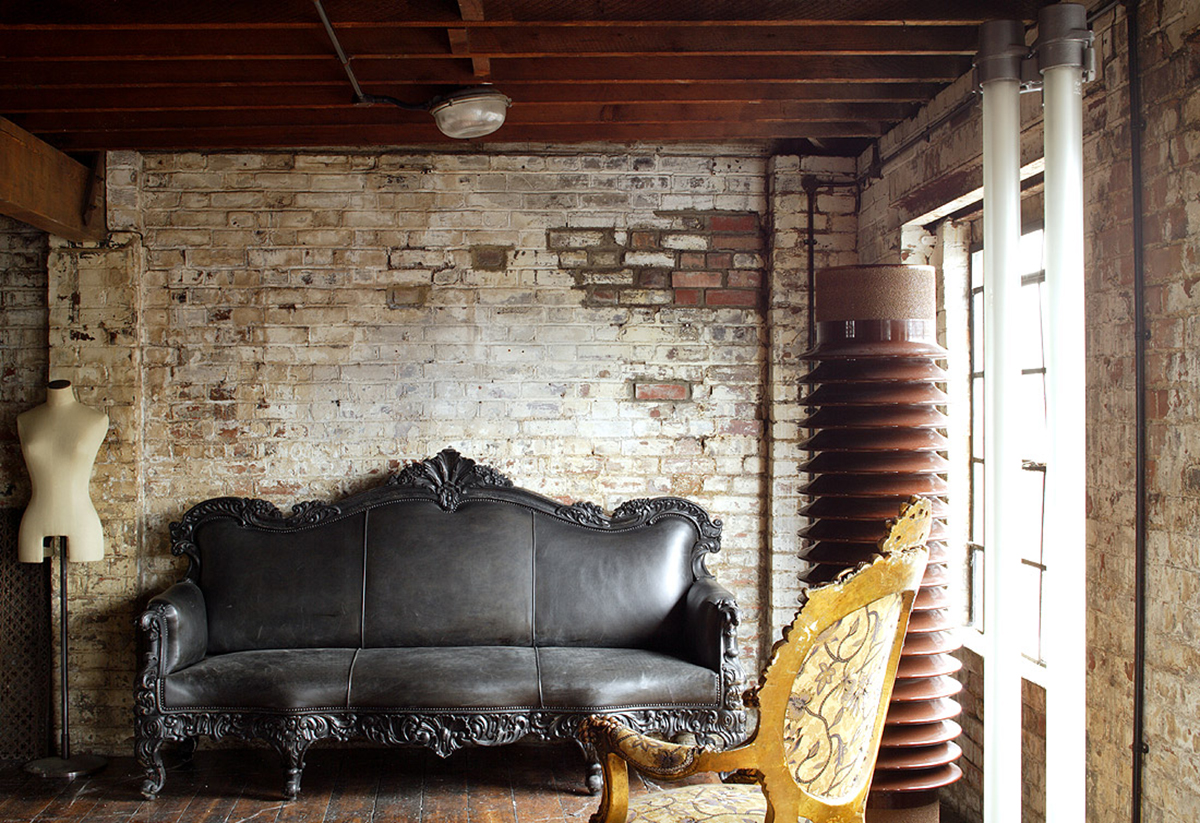 dirty chic interiors just when past meets present imperfection becomes chic - Rustic Interiors Photos