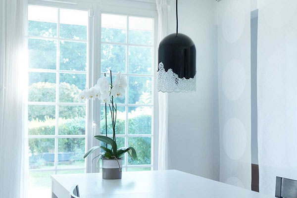 3d Printed Lamps Create Amazing Patternscapes On Walls