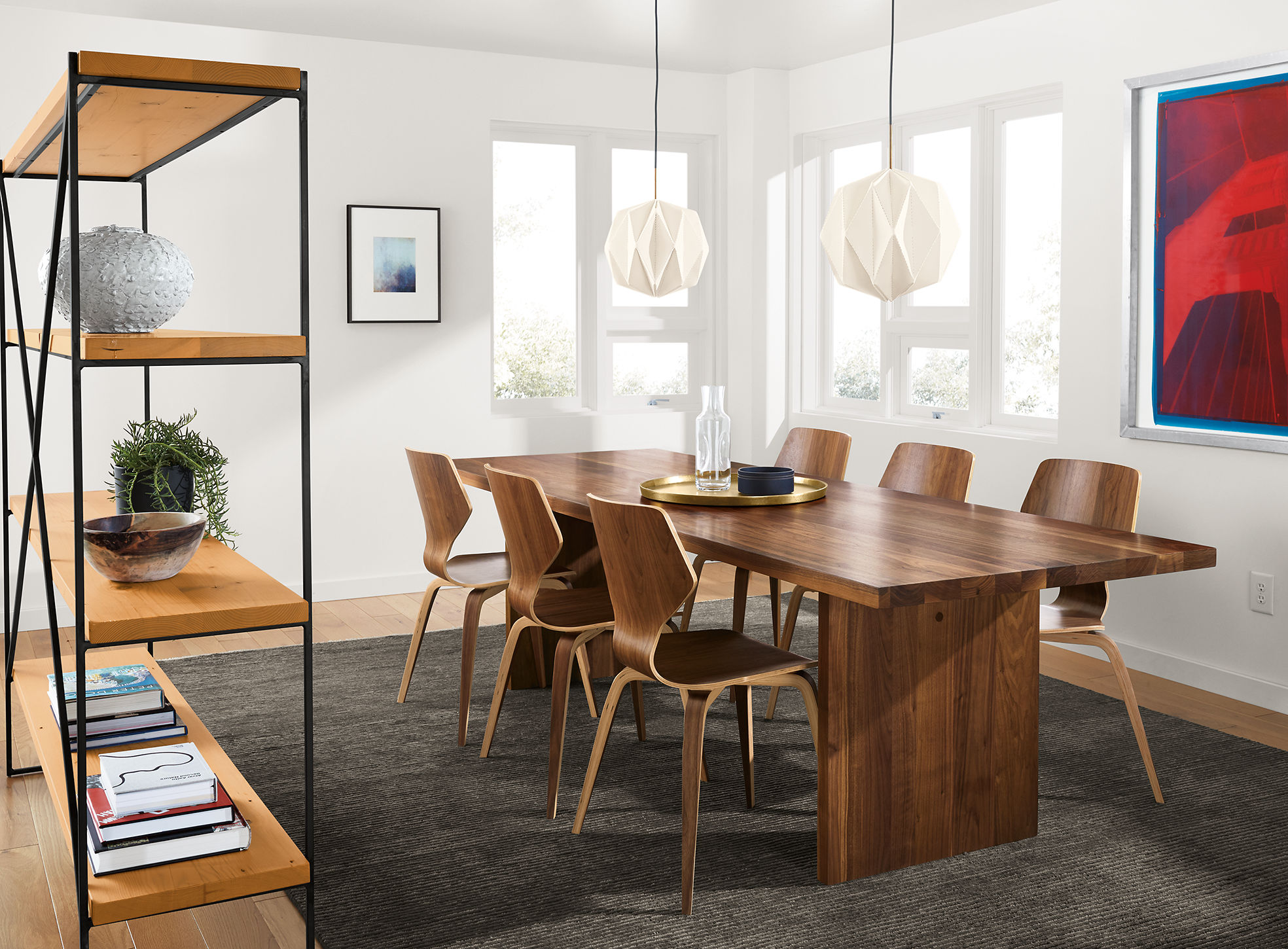 Keep the conversation flowing with these great modern dining sets
